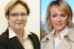 Valgerður og Hanna Birna