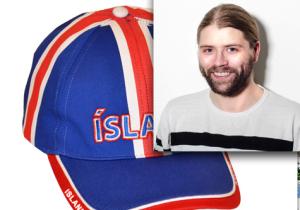 Helgi Hrafn og fáninn