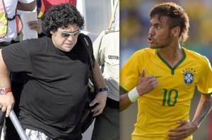 Maradon og Neymar