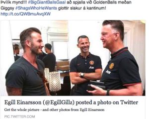 Egill - Twitter 2