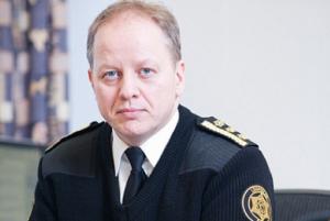 Stefán Eiríksson