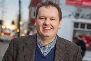 Magnús Már Guðmundsson
