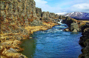 Drekkingarhylur, Þingvellir