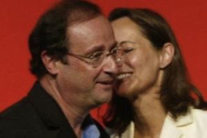 Hollande og Royal