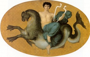 William-Adolphe_Bouguereau_(1825-1905)_-_Arion_on_a_Sea_Horse_(1855)